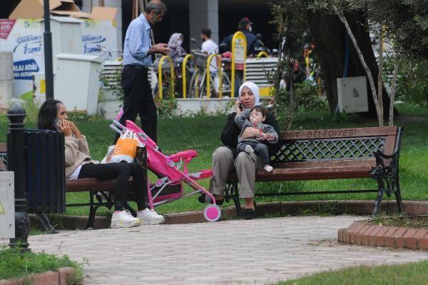 Koronavirüs vakalarının arttığı Kocaeli'de vatandaşlar uyarılara rağmen maske takmıyor - Sayfa:4
