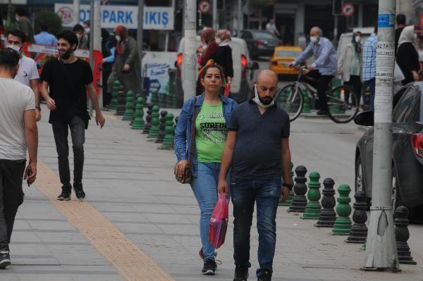 Koronavirüs vakalarının arttığı Kocaeli'de vatandaşlar uyarılara rağmen maske takmıyor - Sayfa:2