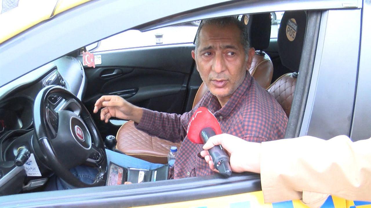 Sivil polisler yolcu gibi taksilere bindi; kurallara uymayanlara ceza kesildi - Sayfa:4