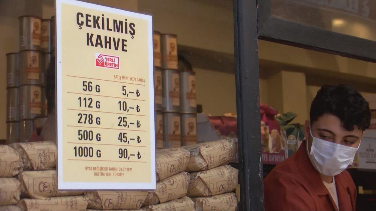 Kahve sevenlere kötü haber... Kahve fiyatlarına yüzde 100 zam geldi. Esnaf uyardı, kahve kıtlığı yaşanabilir; kahve karaborsaya düşebilir - Sayfa:2