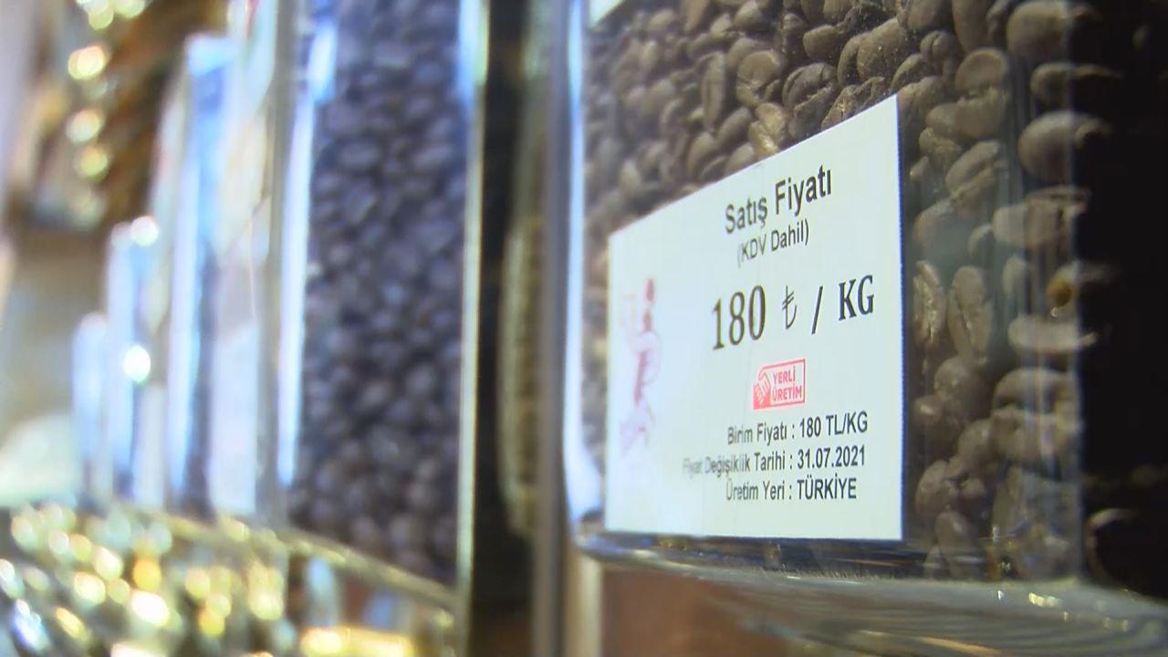 Kahve sevenlere kötü haber... Kahve fiyatlarına yüzde 100 zam geldi. Esnaf uyardı, kahve kıtlığı yaşanabilir; kahve karaborsaya düşebilir - Sayfa:1