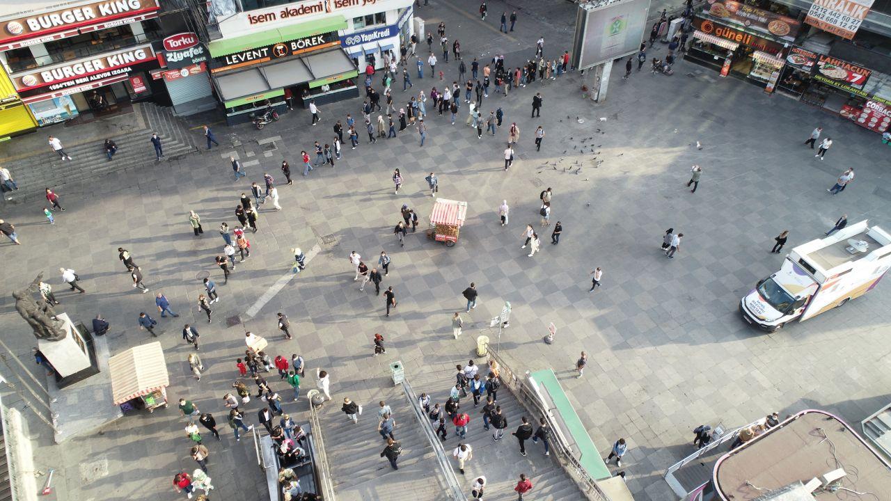 Şirinevler Meydanı'ndaki bu görüntüye isyan etti: İşkence - Sayfa:1