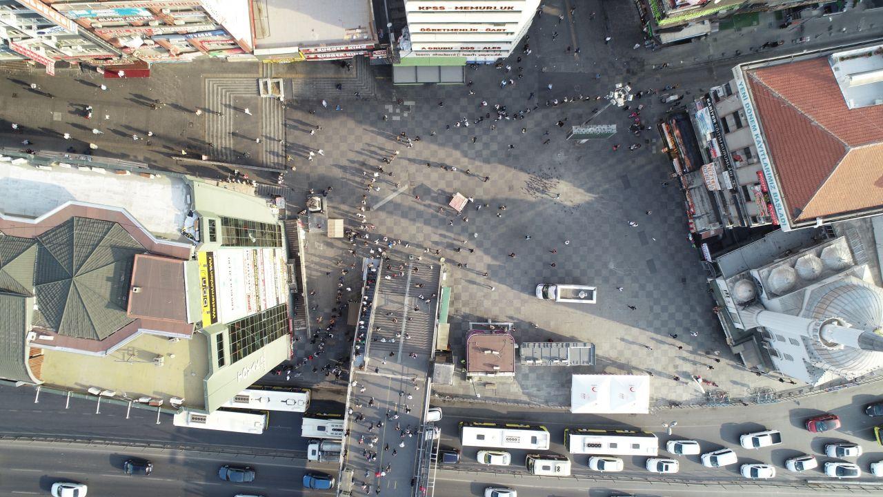 Şirinevler Meydanı'ndaki bu görüntüye isyan etti: İşkence - Sayfa:4