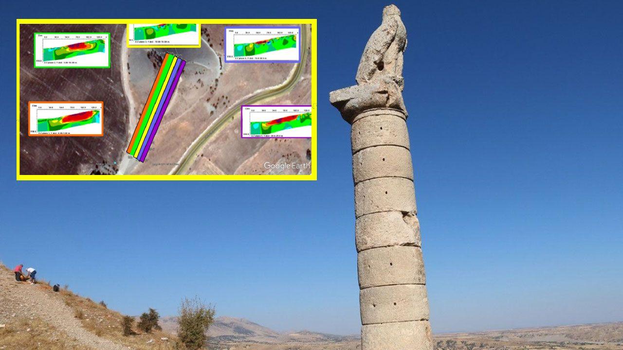 Adıyaman'da Karakuş Tümülüsü'nde kraliçelerin mezarları bulundu! Adıyaman Valisi Mahmut Çuhadar'dan açıklama geldi - Sayfa:1