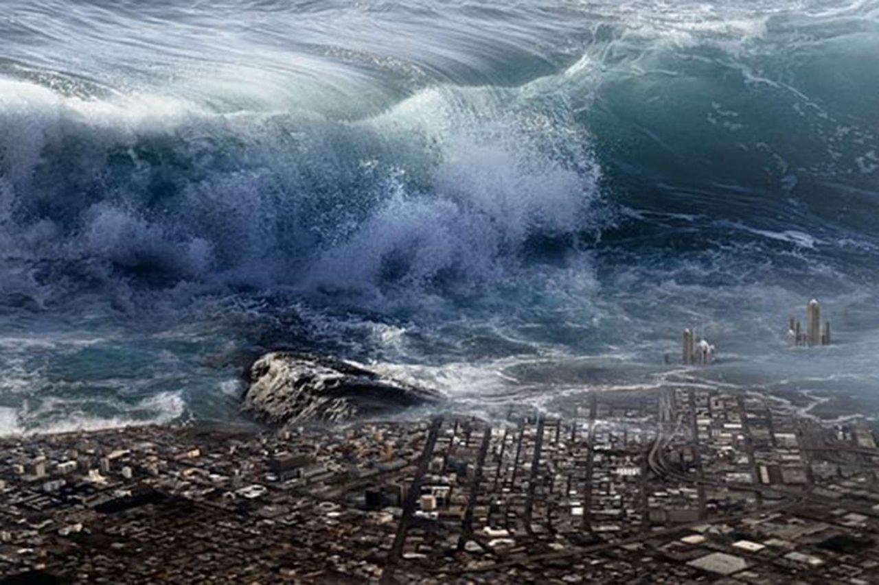 """Marmara için korkutan tsunami uyarısı yaptı, """"Kıyıya yakın insanları, araçları, canları sürükler"""" dedi.  Bülent Oruç: Kurtulmak mümkün değil, bunu açıkça söylemek lazım - Sayfa:1"""