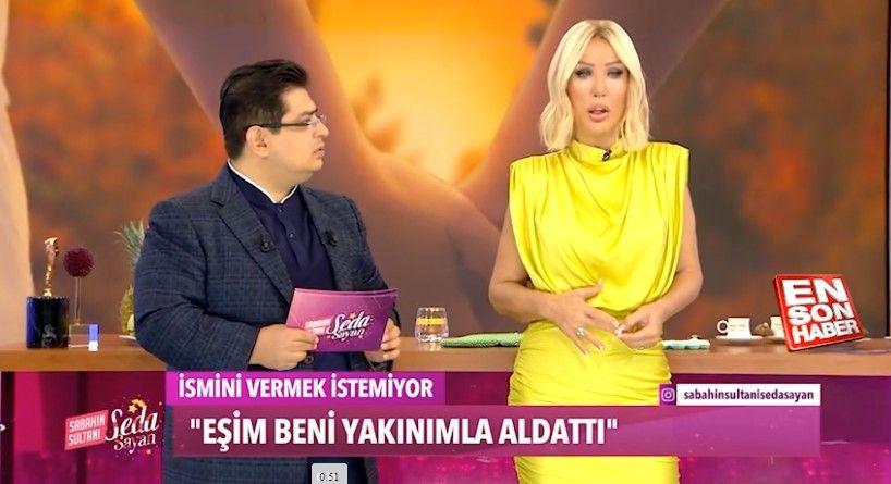 Seda Sayan'ın programına bağlanan kadın: Eşim beni yengesiyle aldattı - Sayfa:3