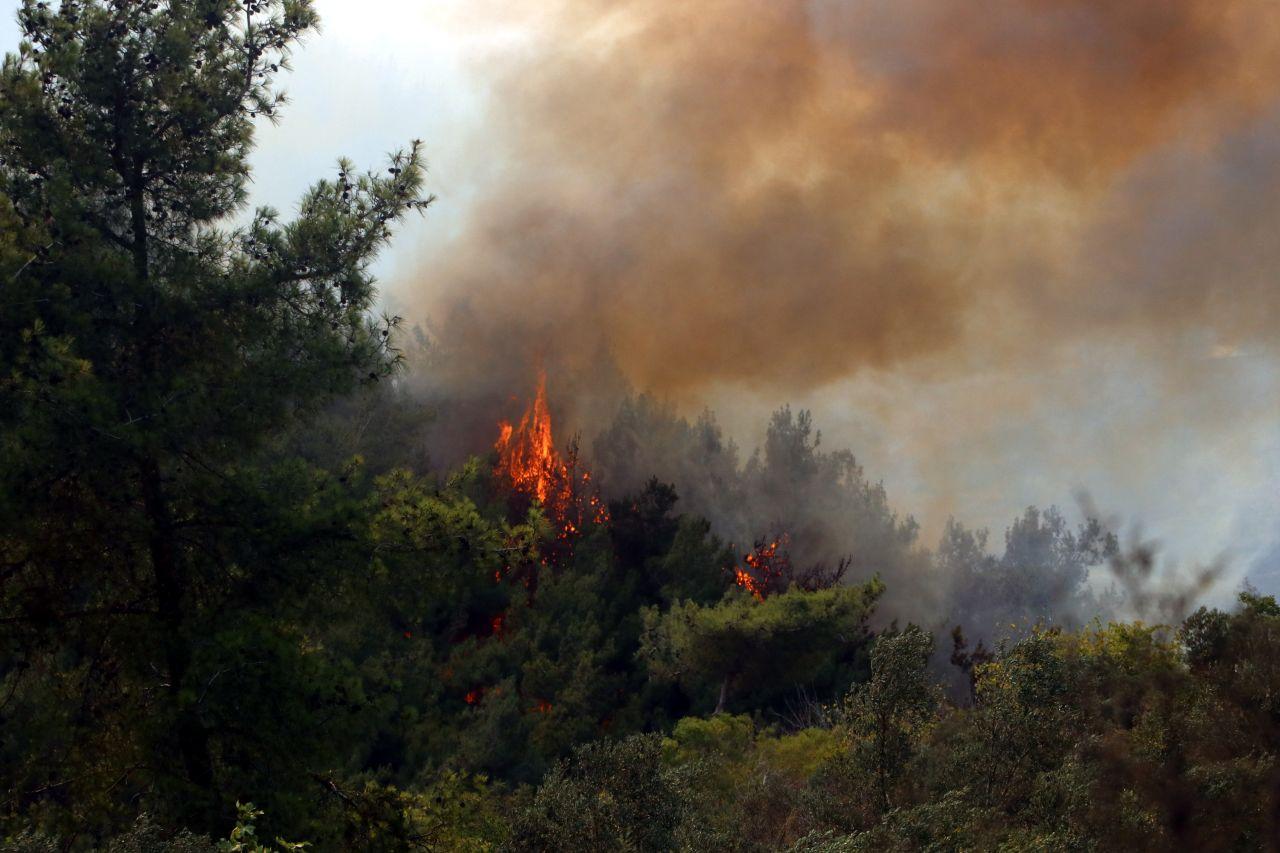 Adana'da yakalanan YPG/PKK'lı teröristten kan donduran orman yangını itirafları... PKK'nın orman yangını için kaç para verdiğini açıkladı - Sayfa:1