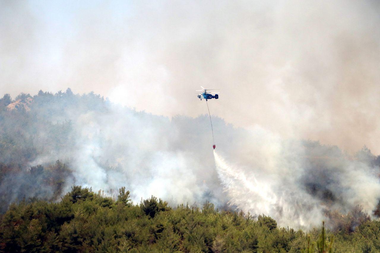 Adana'da yakalanan YPG/PKK'lı teröristten kan donduran orman yangını itirafları... PKK'nın orman yangını için kaç para verdiğini açıkladı - Sayfa:2