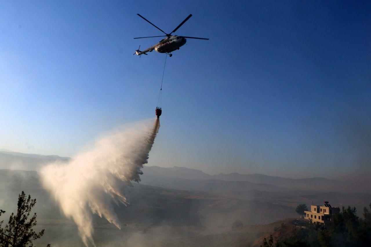 Adana'da yakalanan YPG/PKK'lı teröristten kan donduran orman yangını itirafları... PKK'nın orman yangını için kaç para verdiğini açıkladı - Sayfa:3