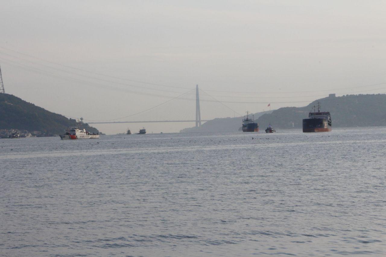 #sondakika İstanbul Boğazı'nda korku dolu anlar... İstanbul Boğazı'nda 2 kuru yük gemisi çarpıştı - Sayfa:4