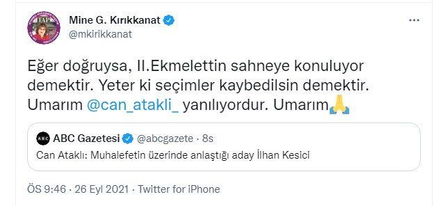 Can Ataklı bombayı patlattı... Millet İttifakı'nın Cumhurbaşkanı adayını kesin olarak açıkladı: İlhan Kesici - Sayfa:4