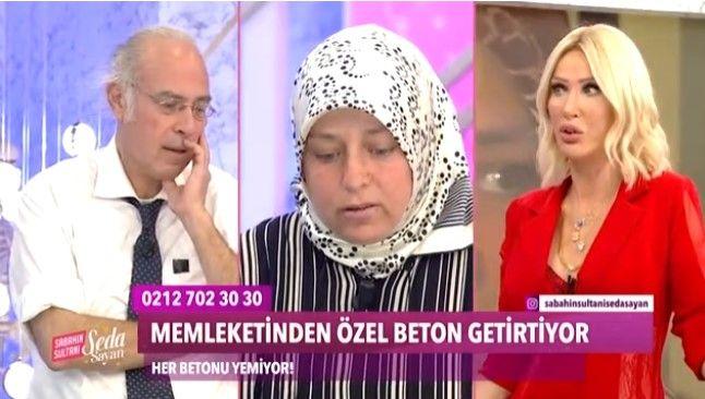 Seda Sayan'ın programına katılıp canlı yayında moloz yiyen kadını görenler şaştı kaldı! 23 yıl önce hamileyken toprak yemeye başlamış - Sayfa:3