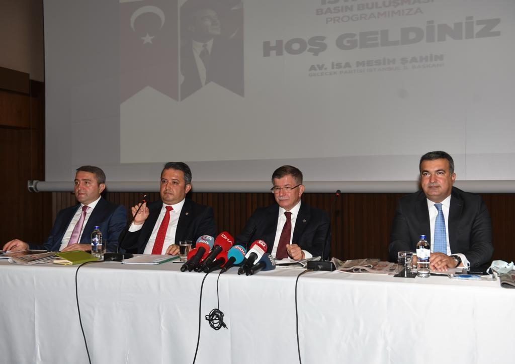 Ahmet Davutoğlu, Kürt sorunu tartışmasına değindi; muhatabın kim olduğunu açıkladı - Sayfa:6