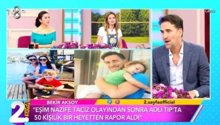 Bekir Aksoy, eşi Nazife Aksoy'un uğradığı tacizi ve yargı sürecini anlattı! - Sayfa:2