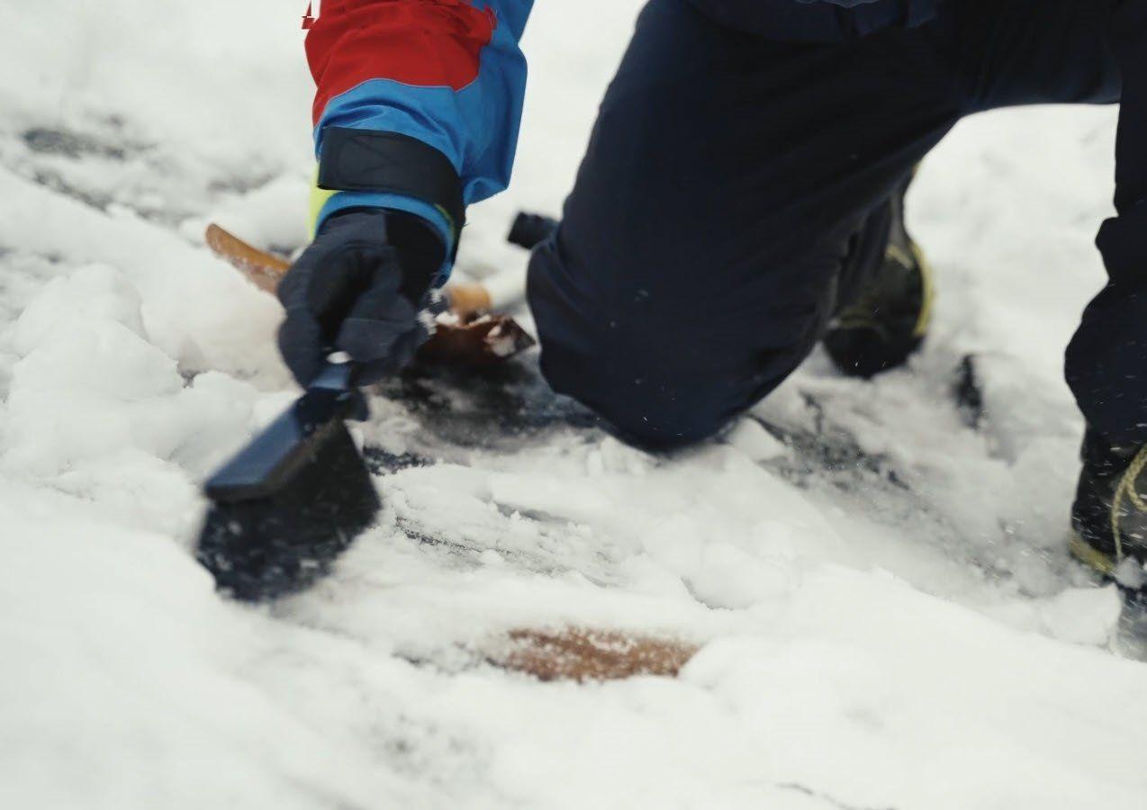 Arkeologlardan buz yamacında inanılmaz keşif! - Sayfa:1