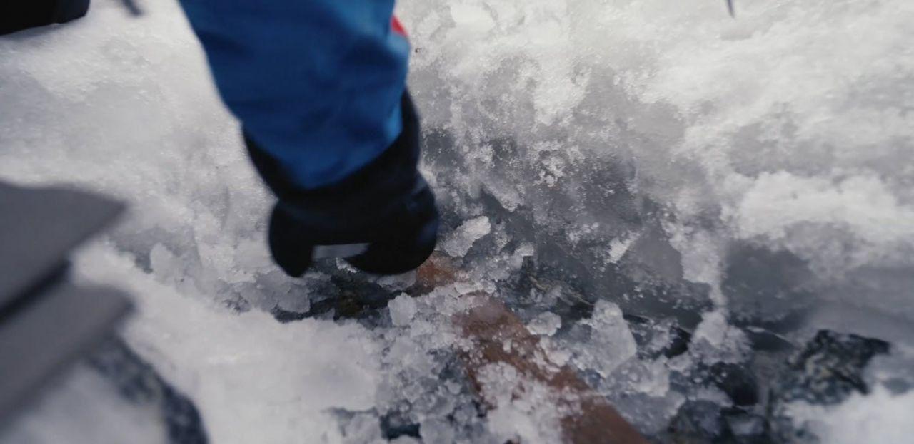Arkeologlardan buz yamacında inanılmaz keşif! - Sayfa:3
