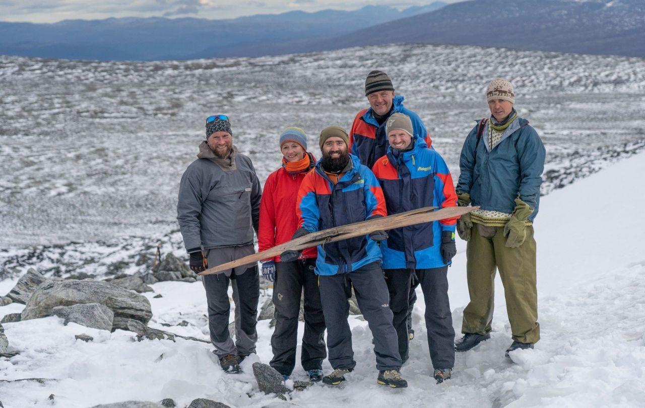 Arkeologlardan buz yamacında inanılmaz keşif! - Sayfa:4