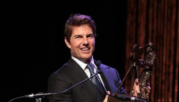 Tom Cruise son haliyle şaşırttı: Gerçekten o mu? Tom Cruise'un yüzüne ne oldu? - Sayfa:1