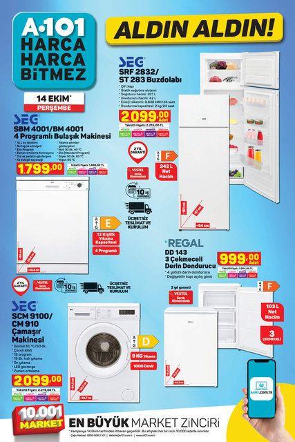 14 Ekim A101 Aktüel Kataloğu: 14 Ekim A101'de hangi ürünler indirimde? - Sayfa:2