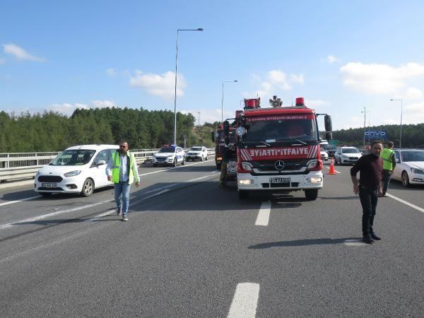 İstanbul'da korkunç kaza: Beton blok taşıyan tır, arabanın üzerine devrildi - Sayfa:3