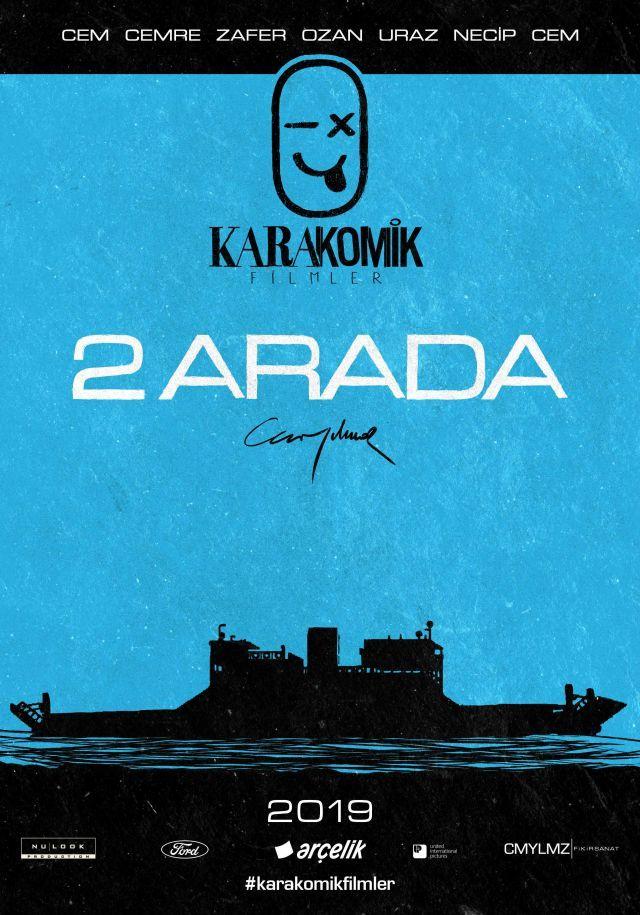 'Kaçamak' ve '2 Arada' filmlerinden ilk kareler - Sayfa:1