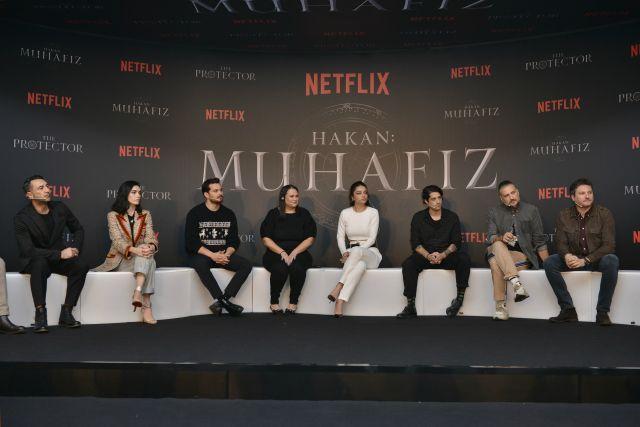 Netflix'in ilk Türk orijinal dizisi Hakan: Muhafız basına tanıtıldı - Sayfa:2