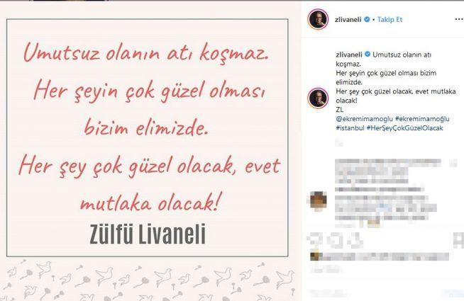 YSK'nin İstanbul kararına ünlü isimlerden tepki! - Sayfa:3