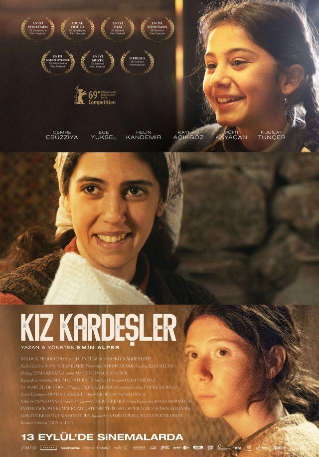 Kız Kardeşler filminin afişi yayınlandı. - Sayfa:1