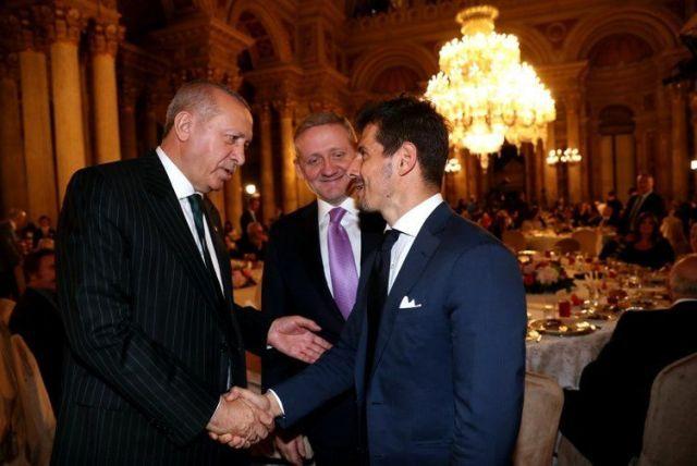 Cumhurbaşkanı Erdoğan, sanat ve spor dünyasından isimlerle iftarda buluştu! - Sayfa:4