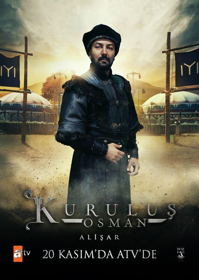 Kuluş Osman dizisinde kim kimdir? - Sayfa:4