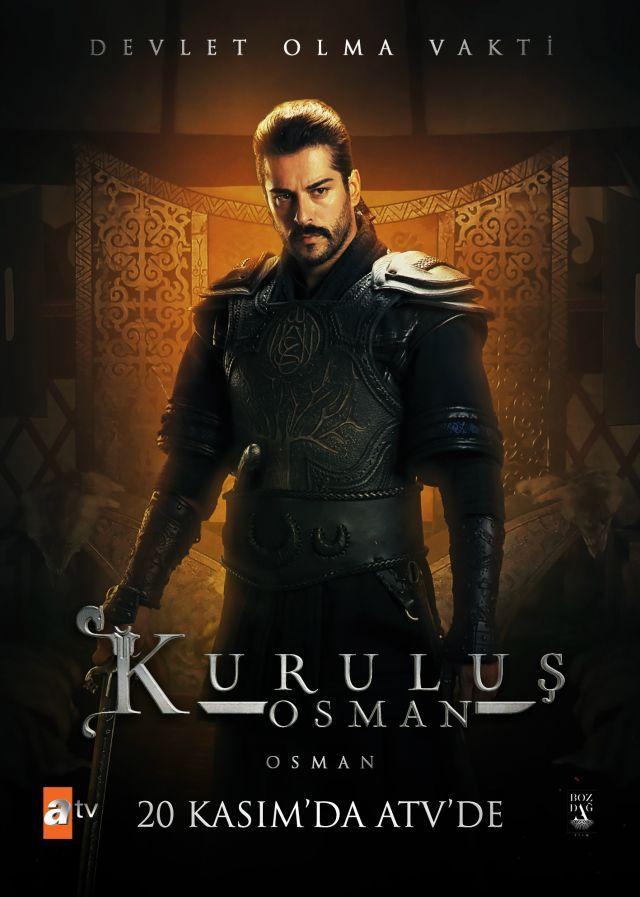 Kuluş Osman dizisinde kim kimdir? - Sayfa:1
