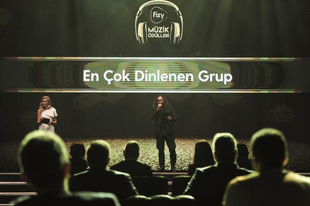 fizy Müzik Ödülleri töreninden kareler - Sayfa:2