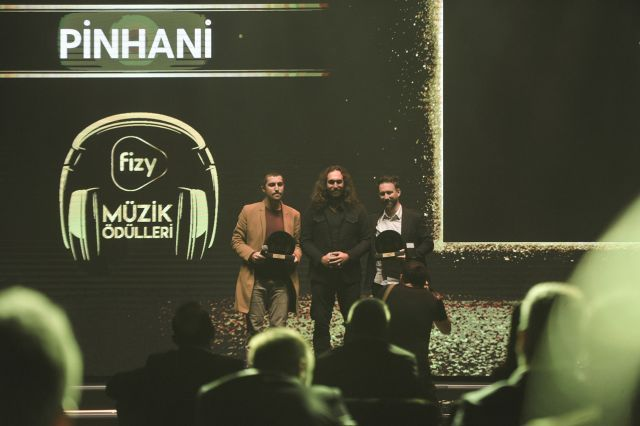 fizy Müzik Ödülleri töreninden kareler - Sayfa:3