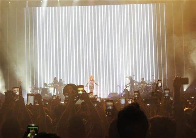 Shakira İstanbul'u salladı! İşte, konserden kareler - Sayfa:2