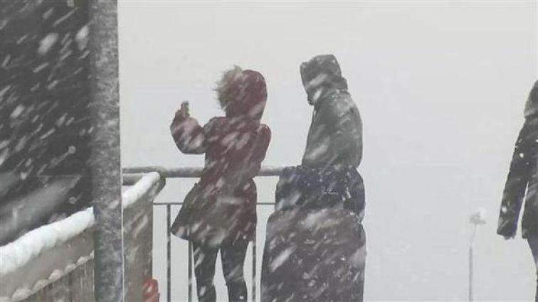 Yılın ilk karı göründü! İşte, İstanbul ve Ankara'dan beyaz manzaralar... - Sayfa:2
